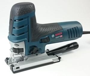 Ein Foto von der Bosch GST 150 CE Professional Pendelhub-Stichsäge
