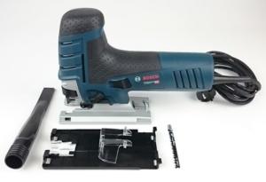 Die GST 150 CE Professional mit Zubehör