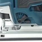 Foto von der Pendelhub-Einstellung der Bosch GST 150 CE Stichsäge