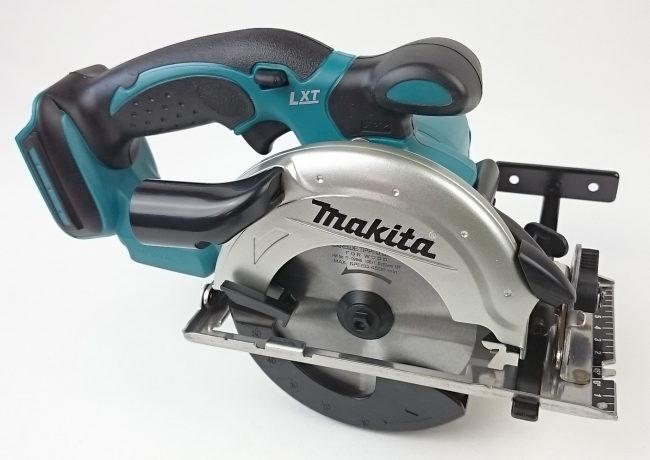 Die Makita DSS501Z Akku Handkreissäge